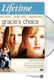 Gracie's Choice (2004) A teenage girl tries to raise her three half-brothers and 1 half-sister on her own after their drug-addicted mother is sent to jail.