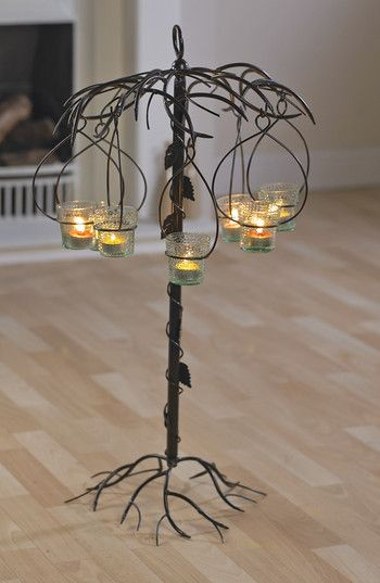 17 Best Images About Floor Standing Candle Holders On