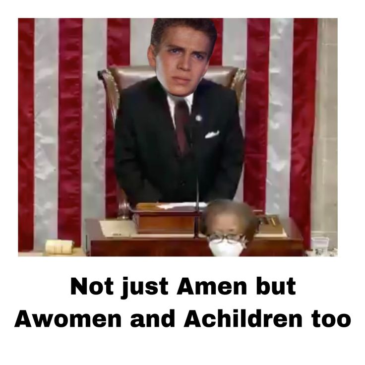 Amen And Awomen By U Withroots24 In 2021 Star Wars Memes Edgy Memes Memes