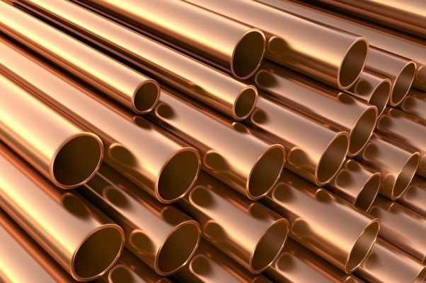 We At Rotax Metals Can Provide You With Various Shapes And Sizes Of Bronze Tubing That You Can Use For Your Business And Art In 2020 Copper Market Copper Tubing Copper