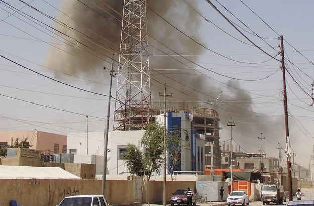 """Ramadi Has Fallen:"" ISIS Seizes Key Iraqi City After Troops Flee - BuzzFeed News"