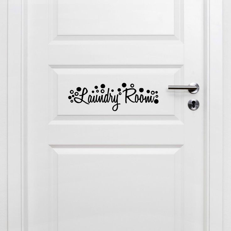 Naked Kitchen Cabinet Doors: 25+ Best Ideas About Laundry Room Decals On Pinterest