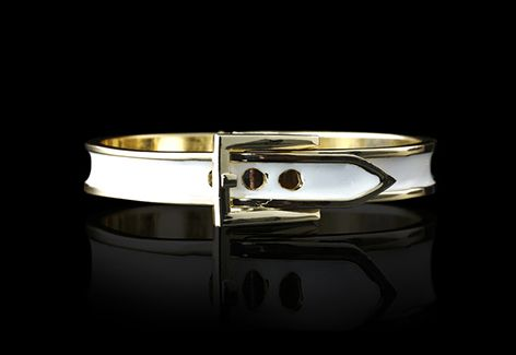 stunning buckle bracelet from American express.... stack you wrist...