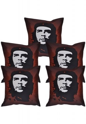 Flaunt your love and support for the Marxist revolutionary and physician, Che Guevara by bringing home this set of 5-piece multicoloured cushion covers from Truhome. That teenager at your home will surely love decorating his/her bedroom with these pillow covers.