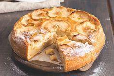 Jablečný koláč s mascarpone | Apetitonline.cz