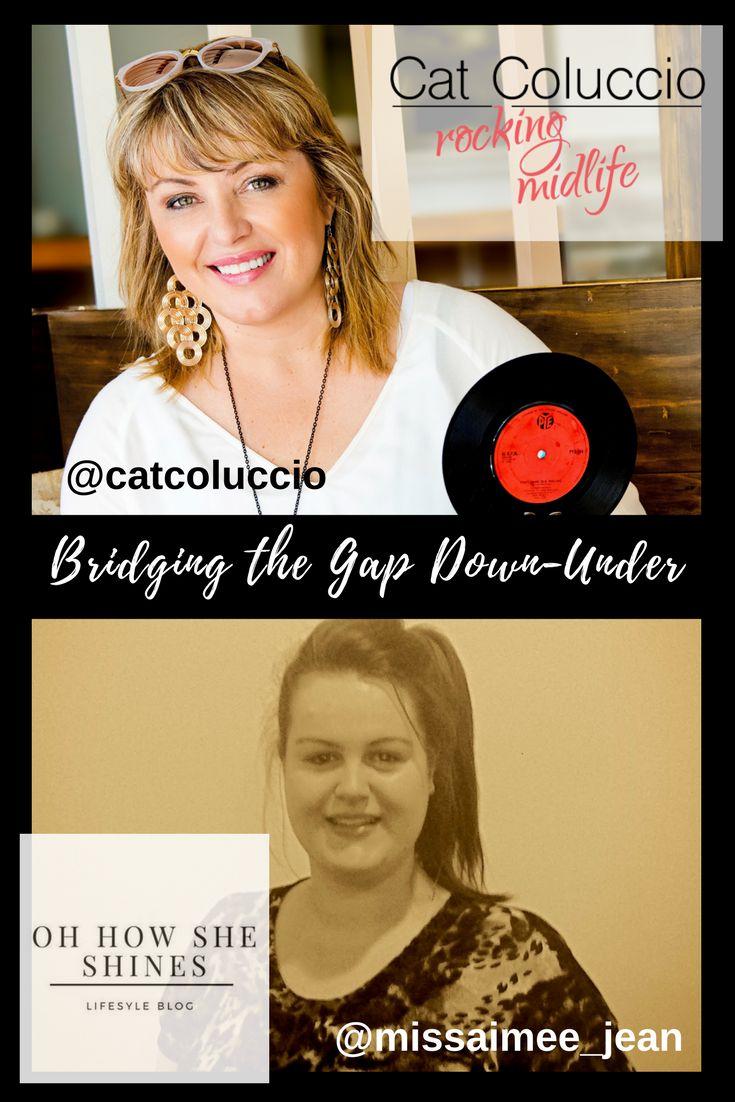 Cat Coluccio   Bridging the Generational Gap Down-Under