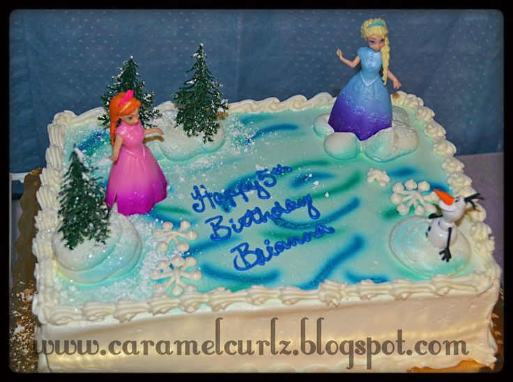 The 25 best Frozen sheet cake ideas on Pinterest Elsa birthday