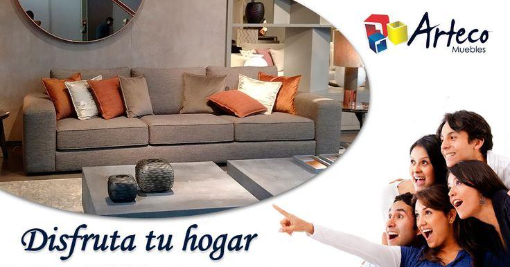 Muebles Arteco trae diseños para cada uno de los espacio de tu hogar. Comparte en familia esos momentos memorables. #artecoteinspira whatsapp 315-2863950 fijo 337 77 80