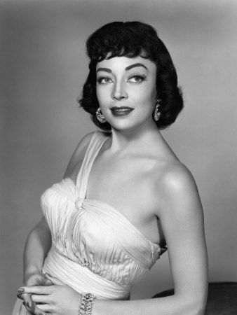 Marie Windsor appeared in The Case of the Madcap Modiste