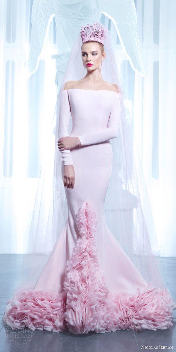 Nicolas Jebran Spring 2015 Couture Collection   Wedding Inspirasi #coupon code nicesup123 gets 25% off at Provestra.com Skinception.com