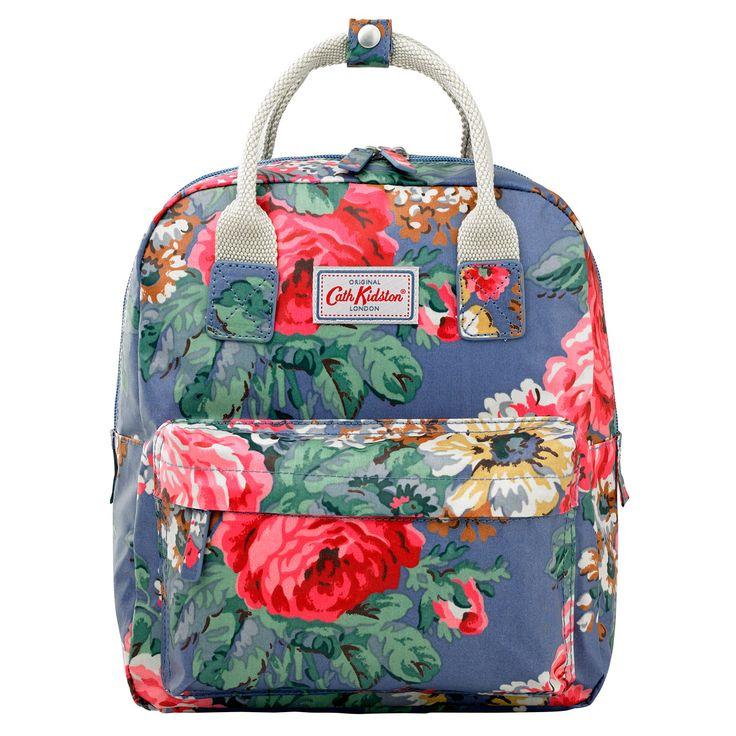 Bloomsbury Bouquet Mini Backpack   Bloomsbury Bouquet   CathKidston
