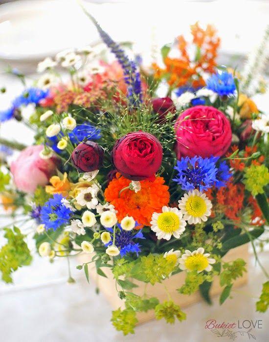BukietLOVE kwiaty na ślub, bukiety ślubne - Kraków i okolice
