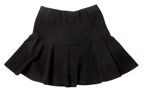 Jo Borkett Black Skirt