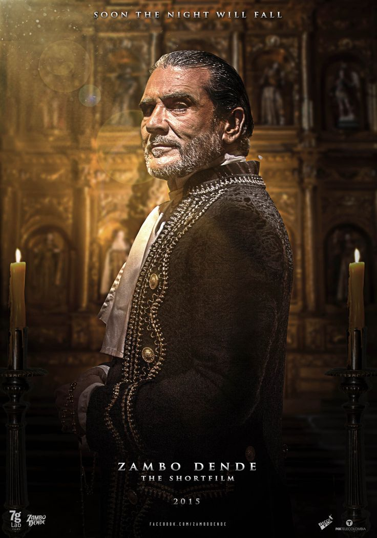 Manuel Navarro como Don Antonio de Borbon  https://www.facebook.com/ZamboDende