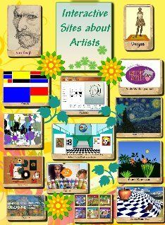 This is an interactive site that allows you to find an artist you like and then it gives you info on that artist!