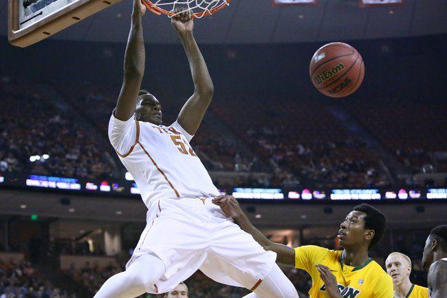 Turnering over a new leaf: Myles Turner declares for NBA Draft