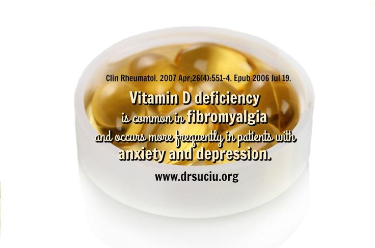 Picture vitamin D - fibromyalgia - drsuciu