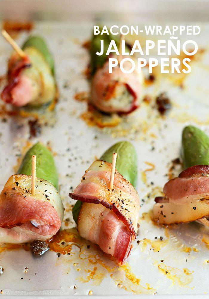 Food Network Bacon Wrapped Jalapeno Poppers
