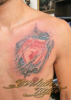 3d liverpool tattoos - Google Search