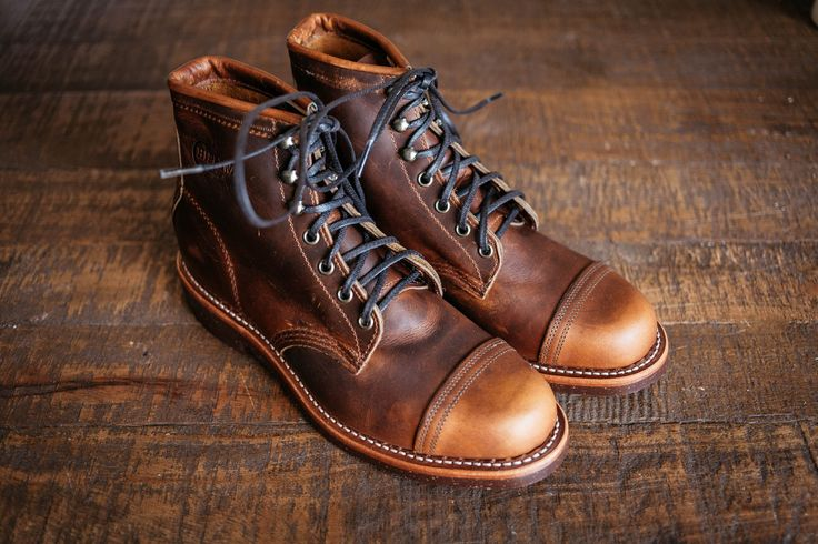 Chippewa has hand-crafted leather boots in America since 1901, and they do not mess around with quality. When they approached Arcane with a partnership, we sprung on the chance to bring on our favorit