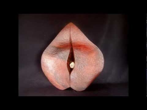 Muestra de talla en madera - Chila Trujillo