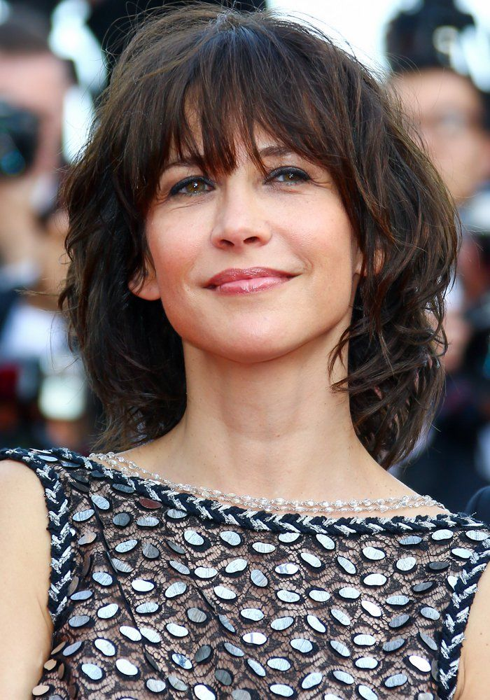 The wob of Sophie Marceau