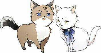 Kai and Shun