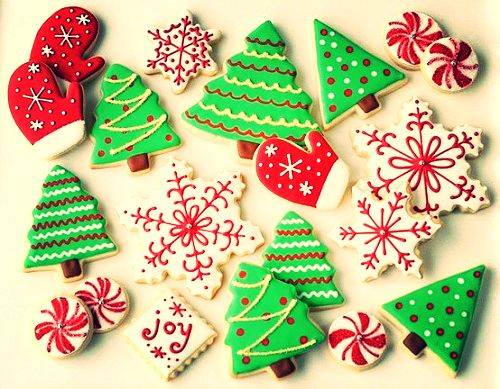 Christmas Time Biscuits