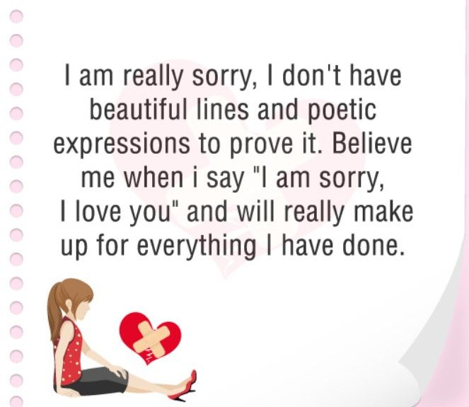 Love Quotes For Him From The Heart To Say Sorry I Am Sorry Quotes Sorry Best Friend Quotes Sorry Quotes