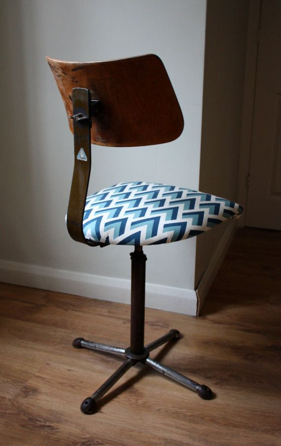 Bauhaus Office Chair By MatsonBailey On Etsy