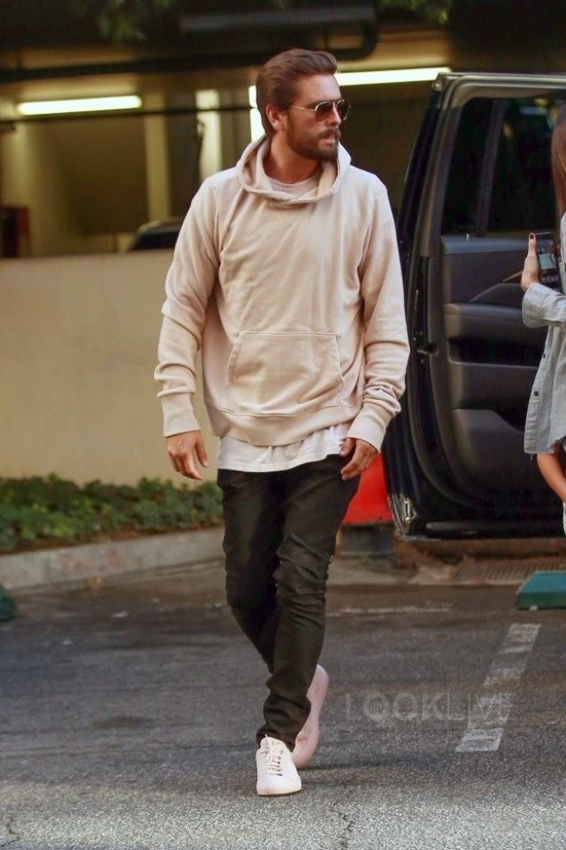 Scott Disick Street Style Images Galleries With A Bite