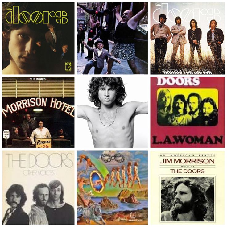 The Doors' Discography