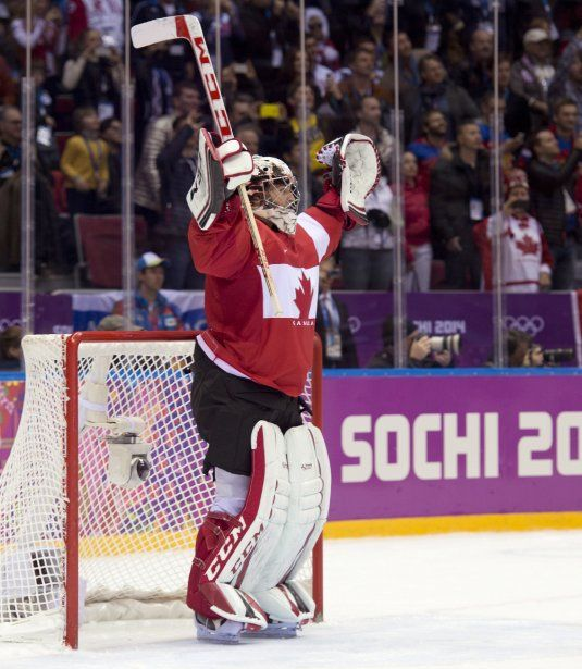 Carey Price #Sochi2014 #hockey #canada