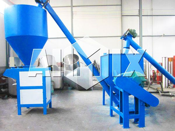 Purchase An Automatic Wall Putty Mixing Plant Making Machine Manufacturing Small Wall