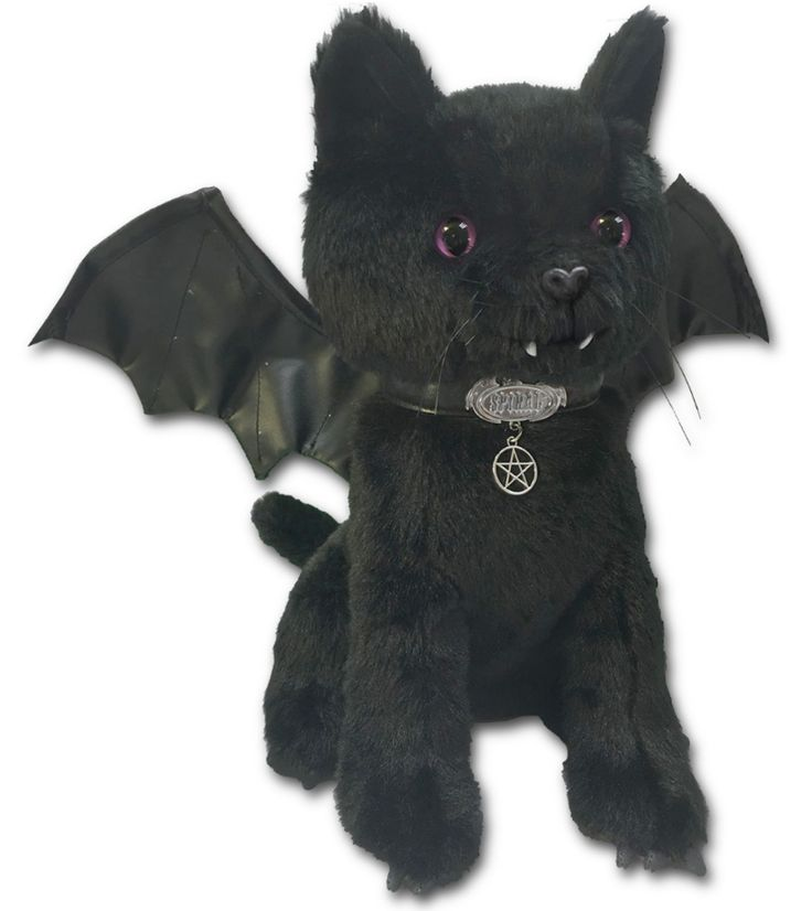 Bat Cat Plush