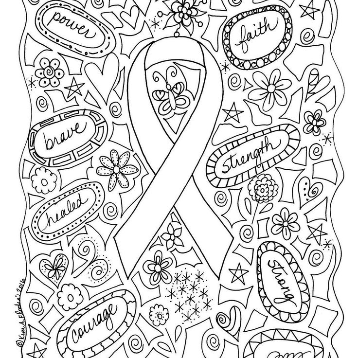breast coloring pages - photo#13