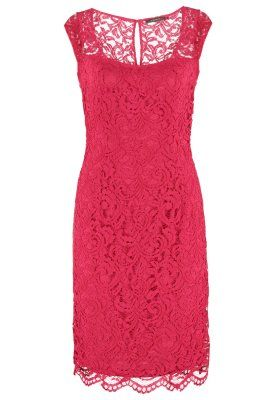 Sukienka koktajlowa - cherry red