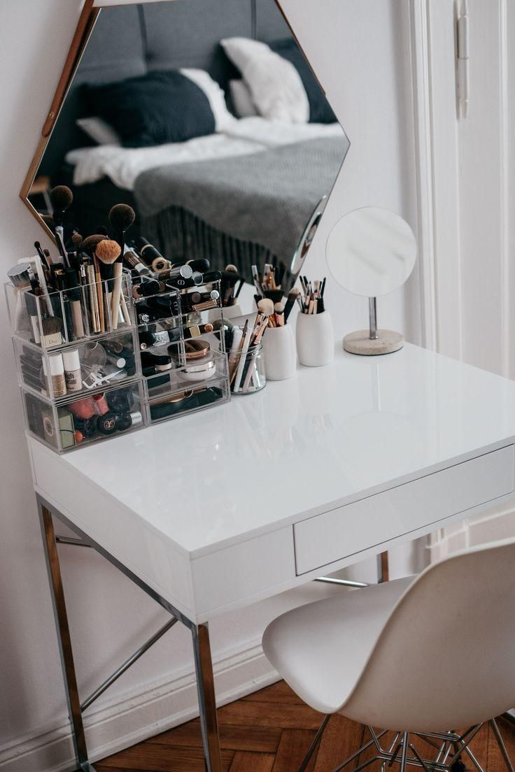 Make-up table: 60 ideas to decorate and organize