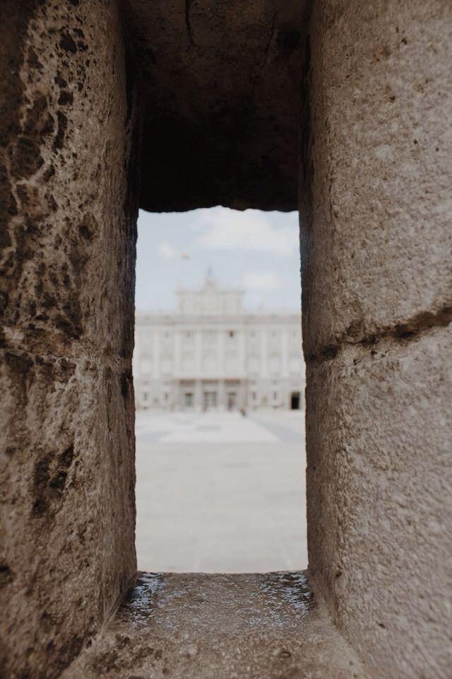 Palacio Real, Madrid, Spain, May 2013