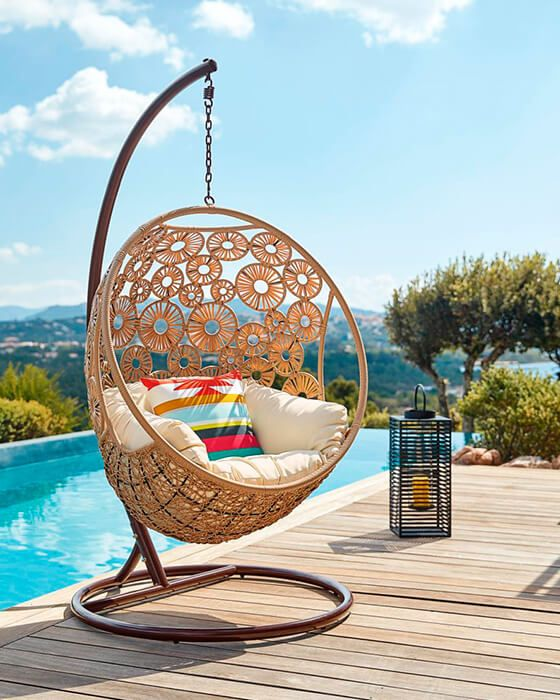 Oltre 25 fantastiche idee su mobili da giardino su - Maison du monde cuscini da esterno ...