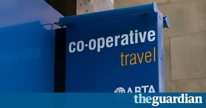 Co-operative Group secures £82m windfall in sale of travel division #operative #group #secures #windfall #travel #division