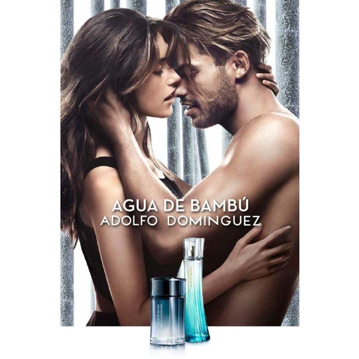 Adolfo Dominguez Agua de Bambu Eau Toilette - Agua de Bambu do estilista Adolfo Dominguez foi lançado antes do final de 2011. Este perfume exala sensualidade feminina e natural, frescura,