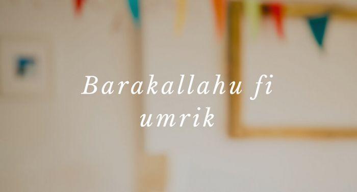 17 Ucapan Selamat Ulang Tahun Islami Untuk Sahabat Anak