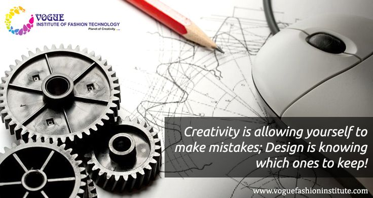 #Creativity is allowing yourself to make mistakes; #Design is knowing which ones to keep! If you are interested in #Product #Design and #learning it from #experts and #professionals, VIFT is just right #place for you. Check out our #BVA PD course and enrol with us right away to make way for a glowing #career. goo.gl/fWVuW1 #VIFT #ProductDesign #course