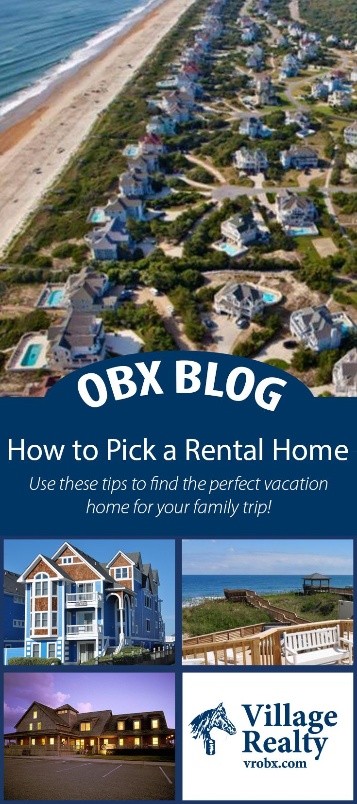 Find the best Outer Banks vacation rentals! Here's how! #OBX #OuterBanks #Vacation #Beach #VROBX