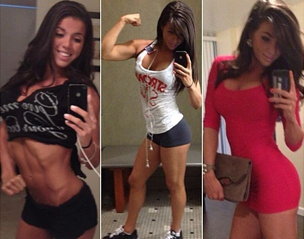 Ainsley Rodriguez - a look into her workout routine and diet