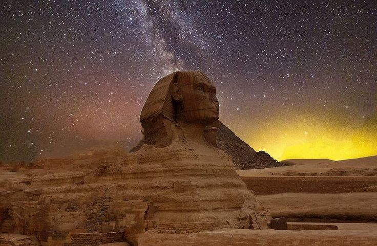 Have You Heard of the Lion's Gate? This Ancient Egyptian Star-Aligning Event is Opening August 8th