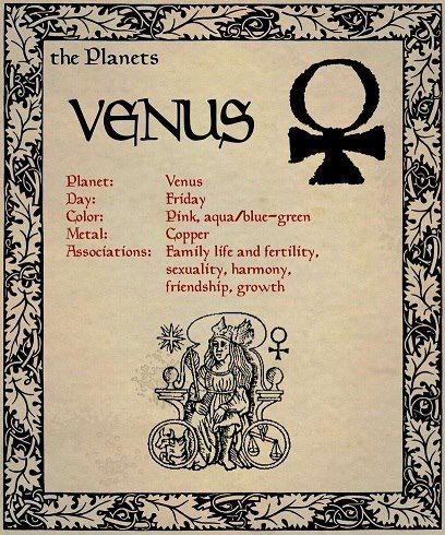 All of my signs are ruled by Venus; my Sun, Moon and Ascending signs (Taurus, Virgo, Libra)