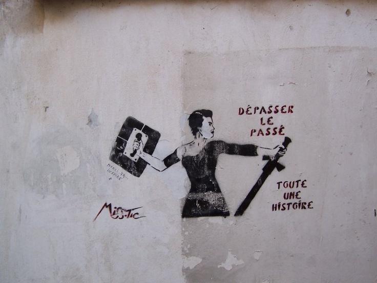 #streetart #misstic Miss.Tic - Termopiles
