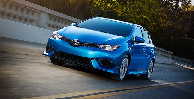 Official 2017 Toyota Corolla iM site. Find a new hatchback car at a Toyota dealership near you, or build and price your own Corolla iM online today.